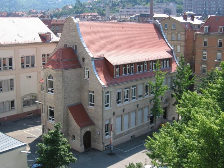 Aktuelles Foto des Hauptgebäudes (c)