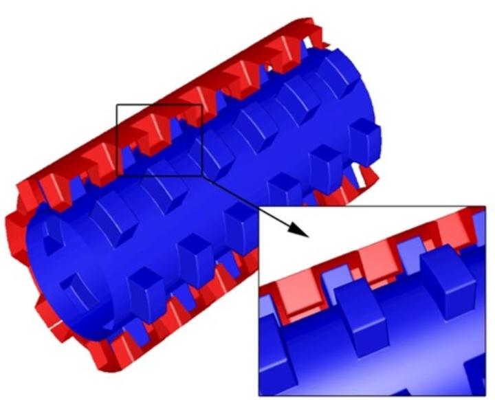 Rotor-Stator-Mixer (c)